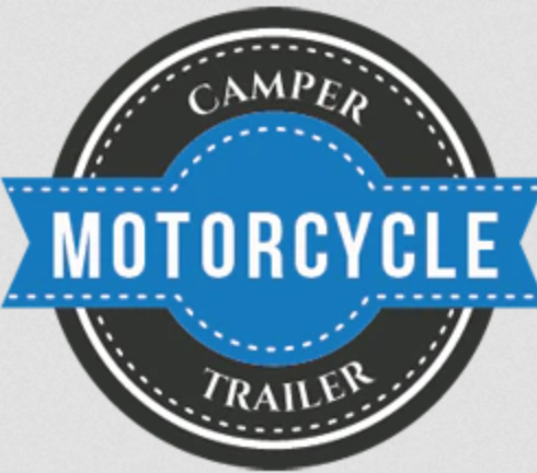 Motorcycle Camper Trailer
